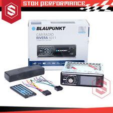 "Blaupunkt Rivera 4011 3"" LCD Single-DIN USB SD Car CD DVD Car Stereo Player"