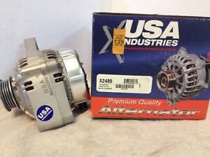 Toyota 4-Runner - Pickup 1993-1995 & T100 93-94 3.0 V6 - Reman. Alternator 60A