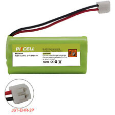1X Cordless Phone Battery NI-MH AAA*2 600mAh 2.4V for Vtech CPH-4515D JST-HER-2P