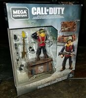 Mega Construx Call Of Duty WWII Weapon Crate Construction Set GCN92 **HOLIDAYS**