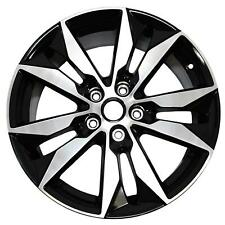 Chevrolet Malibu 18 Inch Wheel New OEM GM PZX Black 22969723