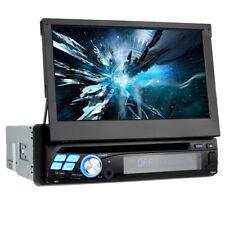 "7"" Andriod 5.1 Autoradio GPS Navi DVD CD DAB+ Bluetooth USB FM OBD2 DVR AUX 1DIN"