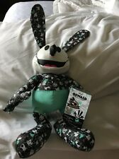 D23 Convention 2017 Oswald The Lucky Rabbit Plush LE 300 Disney