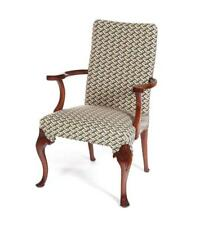 American Queen Anne Style Armchair. Lot 47