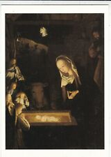 Geertgen Sint Jans The Nativity Postcard unused VGC