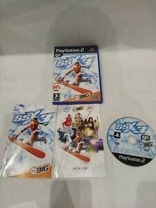 SSX 3. Jeu de snowboard. EA Sports. PlayStation 2 ( PS2 ).