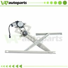 Power Window Regulator for Ford F250 F350 F450 F550 Truck Front Lh w/ Motor