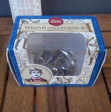 WILLIAM THE CONQUEROR Antler Puzzle advanced brain teaser Norman in box
