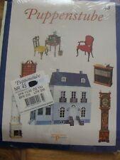 Del Prado - Puppenhaus Heft 43 - blaue Serie - OVP - Bausatz