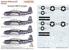 Techmod 1/72 Grumman Avenger TBM-1C # 72128