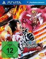 One Piece: Burning Blood Playstation Vita | Ps Vita | gebraucht in OVP