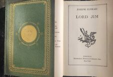 "Joseph Conrad's ""Lord Jim"" & ""Youth."" 1938 Embossed, unread, in fair condition."