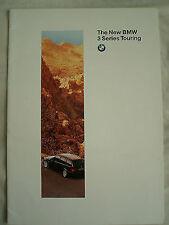 BMW 3 Series Touring range brochure 1995