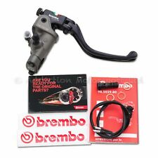 BREMBO 19RCS Brake Master Cylinder Short Folding Lever Suzuki Gsxr1000 K1-K9