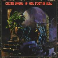 CIRITH UNGOL - ONE FOOT IN HELL (1986) US Doom Heavy Metal CD Jewel Case+GIFT