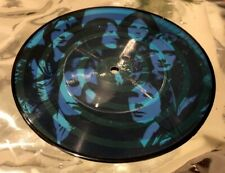 """FOREIGNER 'Blue Morning, Blue Day' 7"""" Picture Disc Vinyl UK 1978 Atlantic K11236"""
