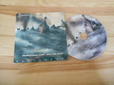 CD Metal Torch Bearer - Warnaments (9 Song) Promo REGAIN REC