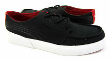 Puma Shoes Canvas Lo Hawthorne Xelo Black/Red Sneakers Size 9 EUR 42