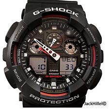CASIO GSHOCK GA100-1A4 G-SHOCK MENS SPORTS WATCH