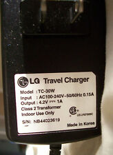 LG Travel Charger