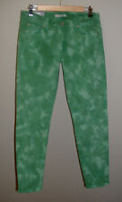 NWT 7 FOR ALL MANKIND CROPPED SKINNY SECOND SKIN LEGGING JEANS NEW SIZE 29