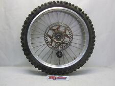 1991 Kawasaki KX 500 Front Wheel Rim Tire Rotor