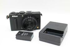 Nikon Digital Camera Coolpix A DX Format Cmos Sensor 18.5Mm F/2.8 -Black