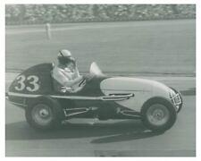 Recuerdo de auto de carrera Midget