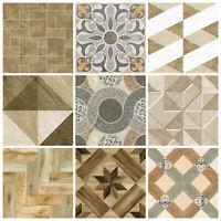 Mosaic Tile Stickers Transfers Kitchen Marble Wood Slate Granite Terrazzo - MS4
