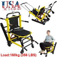 Electric Power Elder Stair Lifting Chair Motorized Climbing Wheelchair Elevator