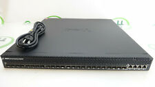 Dell POWERCONNECT 8024F 24-Port 1GB 4x 10-Gigabit Ethernet L3 Switch 2x PSU DENT