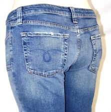 Arden B. Blue Four Pocket Boot Cut Denim Jeans Womens Size 10 Medium