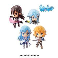Sword Art Online Stage 2 Ichiban Kuji Prize H Figure Full Set Banpresto SAO
