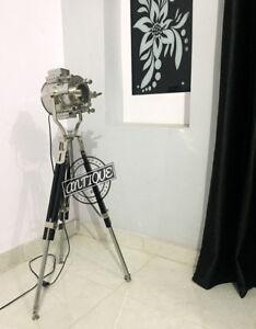 E27 LED AMPOULE LAMPE DE PLANCHER TRÉPIED SUR PIED LAMPE DE RECHERCHE-LUMIÈRE