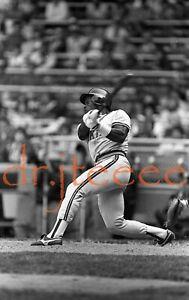 1982 Rickey Henderson OAKLAND A'S - 35mm Baseball Negative