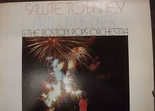 Salute to Disney Arthur Fiedler & The Boston Pops Orchestra 33RPM 012716 TLJ