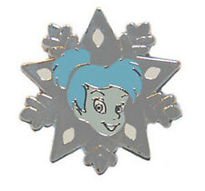 Disney Pin Collection 2007 Hotel Hidden Mickey Snowflake Tinker Bell WDW