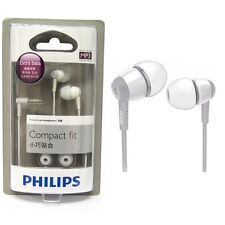 Philips SHE7000WT In-Ear Headphones SHE7000 White /GENUINE and ORIGINAL Packing
