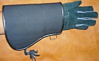 New Falconry Arab Mangla Glove (Black Color) Standard Size (Mangla with Glove)