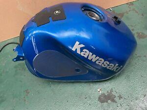 KAWASAKI ZX636 ZX6R 2003 2004 B1H B2H FUEL PETROL TANK CELL STUNT DAMAGED