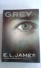 Book Gray Cincuenta Sombras de Grey Contadada por Christian (Spanish edition)