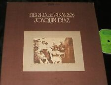 JOAQUIN DIAZ Tierra de Pinares LP RARE LATIN SPANISH FOLK