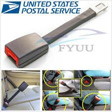 1 Pcs Gray 25cm Autos Seat Seatbelt Extender Extension Buckle Belt Clip