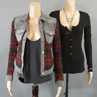 SLEEPY HOLLOW ALEX RACHEL MELVIN PRODUCTION WORN JACKET SHIRT  SET & JEWELRY