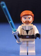 LEGO® brick STAR WARS™ 7931 minifigure Obi Wan Kenobi™ JEDI MASTER + Lightsaber