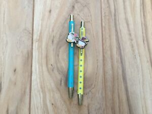 Disney Parks 2 Pack Donald Duck and Daisy Pens.VGUC