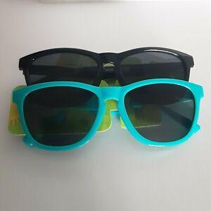 2 pcs. Infant Toddler Kid's Protective Anti UV Sunglasses one zise