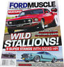 FORD MUSCLE - MUSTANG COLLECTIONS - OZ 68 PAGE MAGAZINE