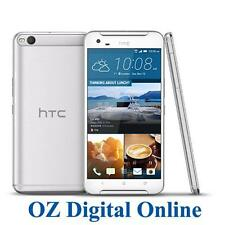 "New HTC One X9 Dual Sim 32GB Silver 4G LTE 5.5"" 13MP NextG Unlocked Phone 1YrWty"