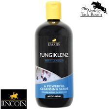 Lincoln Fungiklenz with Lanolin – An unrivalled antifungal sanitising scrub